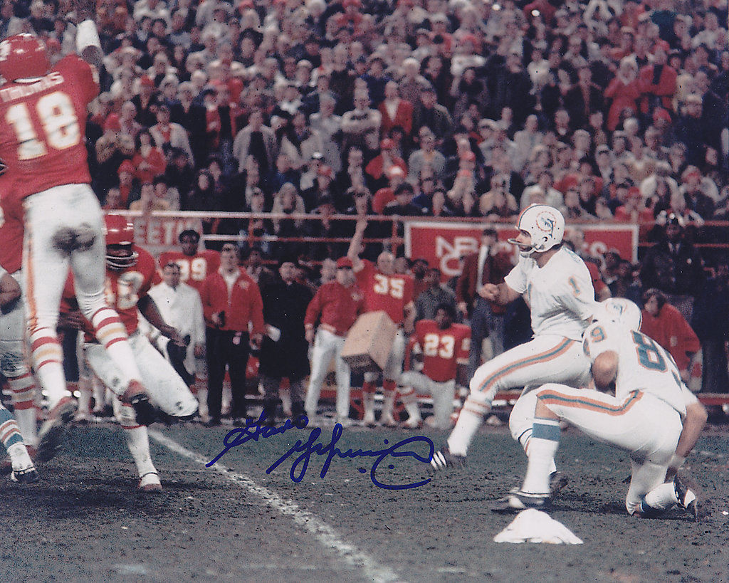 Garo Yepremian field goal ends longest NFL game ever