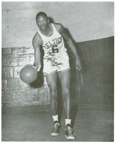 Bill Russell Celtics Rookie