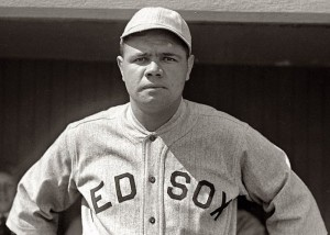 Babe Ruth Wikimedia Commons
