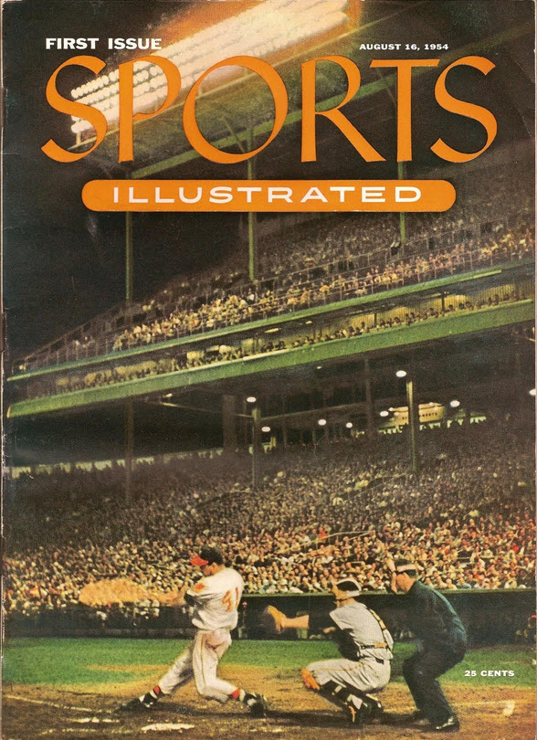 First Issue of Sports Illustrated Click here to see on eBay