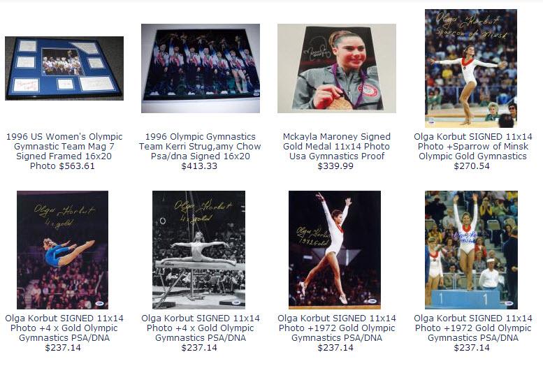 1996 gymnastics