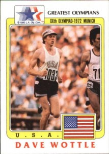 Dave Wottle wins Olympic 800 1972