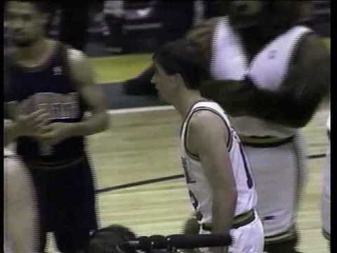 John Stockton Sets NBA Assist Record